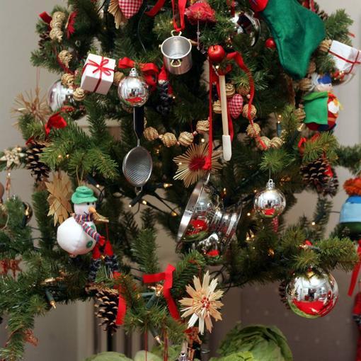 Cómo Montar Un árbol De Navidad Original
