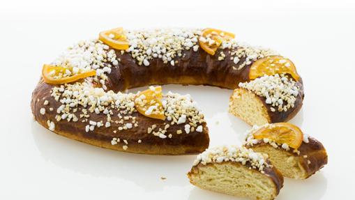 """Roscones de Reyes con """"joyas"""" en su interior"""