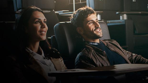 Llega a Madrid el primer cine de lujo de España