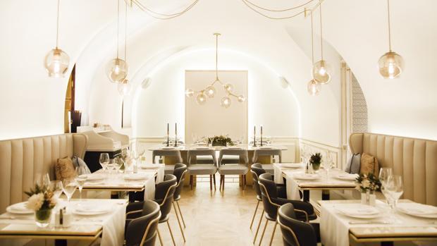 Restaurantes que no puedes perderte en madrid for Interiorismo restaurantes