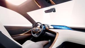 Interiores de lujo para el nuevo vehículo de la marca nipona