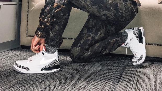 af150c684bfb3 Las zapatillas de Justin Timberlake en la Super Bowl que no puedes comprar