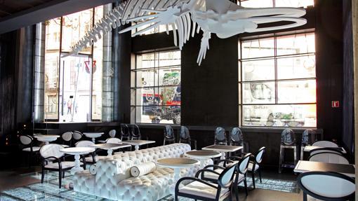 Restaurante Glass en el Hotel Urban