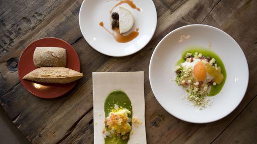 Gastronomía finlandesa en Only You Atocha