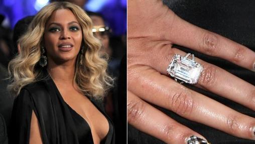 Diamante talla esmeralda 18 quilates.