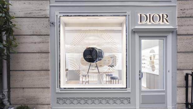 La nueva Maison Dior, solo de gafas