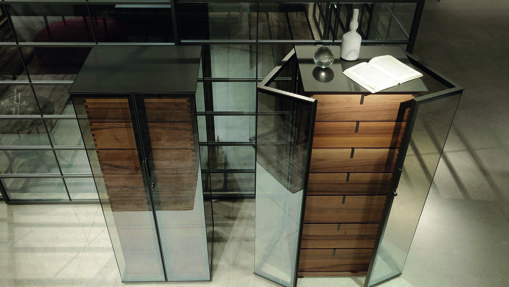 Modelo gabinete Ala
