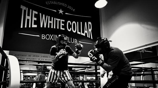 Boxeo de cuello blanco, el entrenamiento de altos ejecutivos