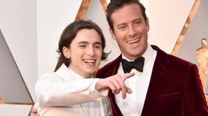 Los hombres más elegantes de los Oscar 2018