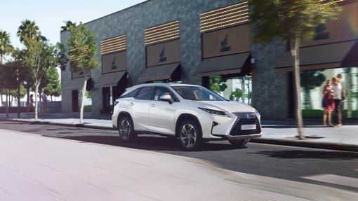 Lexus RX 450l