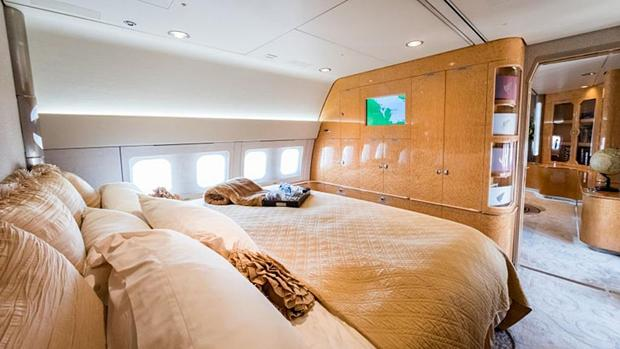 Vuelta al mundo «todo incluido» en un vuelo de lujo