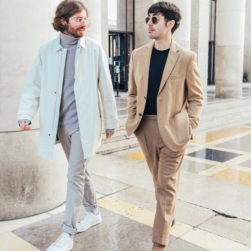 Mike Madrud y Gabriel García