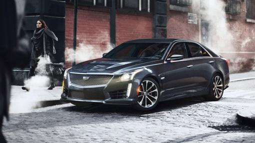 Cadillac CTS-V Sedán