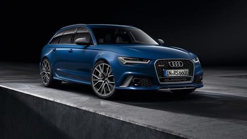 Audi RS 6 Avant Performance 4.0 TFSI Quattro Triptronic