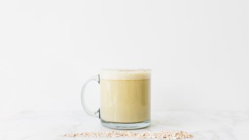 La Golden milk caliente de las cafeterías Tea Bar