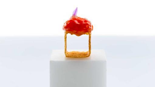 El cubo de pan con tomate de Tickets