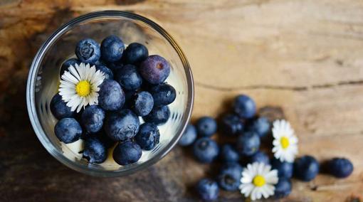 El arándano tiene un elevado poder antioxidante y es beneficioso para la salud
