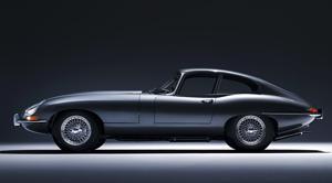 Jaguar E- Type Reborn, el «coche más bonito del mundo»