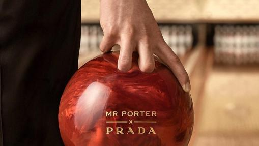 Prada ha creado una colección exclusiva para Mr Porter