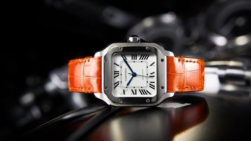 Reloj Santos