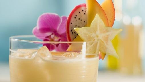 Un superalimento hecho con yogur, frutas y especias