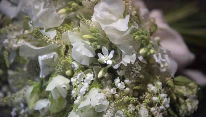 El ramo de la novia, con fuerte carga simbólica