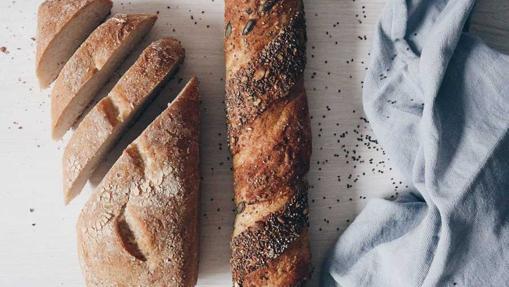 Panes, pizzas y dulces sin gluten