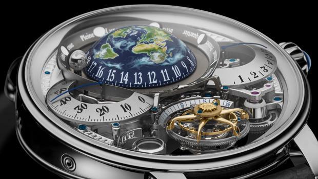Dos piezas relojeras únicas y excepcionales