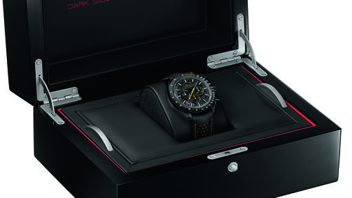Omega Speedmaster Dark Side Of the Moon Apollo 8, modelo actual