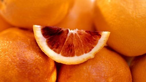 La naranja sanguina presume de un elevado poder antioxidante