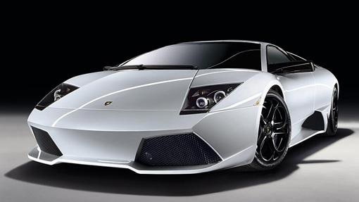 El coche de Versace