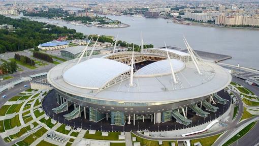 Estadio Krestovski o Saint Petersburg Stadium