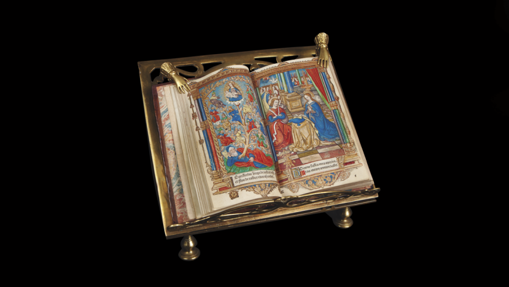 Les presentes Heures a Lusaige de Rome (S. XVI)