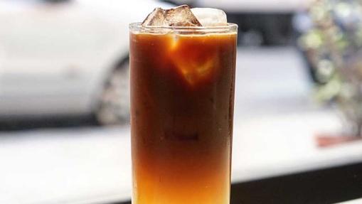 El Cold brew de Toma Café