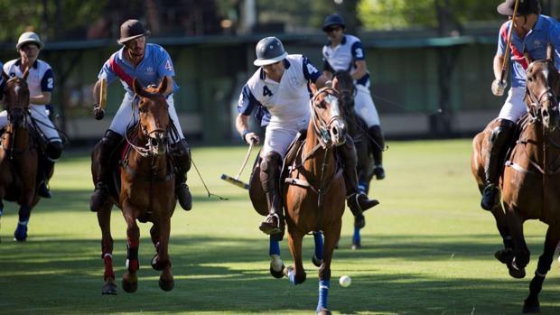 Abierto de polo de Madrid 2018, evento de lujo en la capital