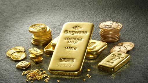 Lingotes De Oro Una Moneda Universal Para Viajar