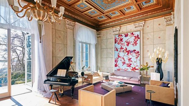Karl Lagerfeld vende la villa que dedicó a su amante