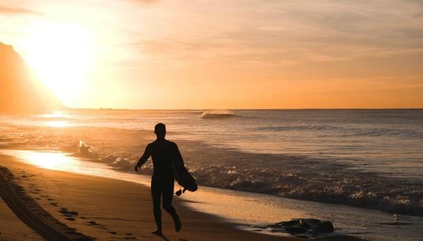 Siete formas de entrenar en la playa
