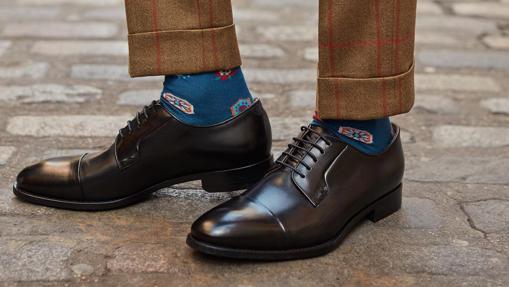 Los calcetines, un nuevo sello de identidad