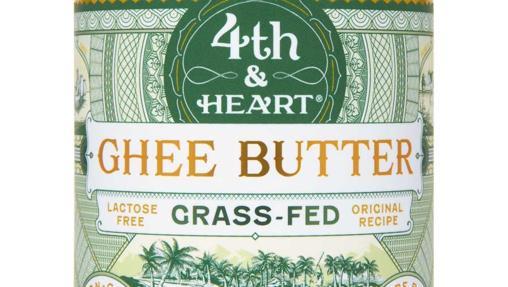El Ghee tradicional de la empresa californiana Fourth&Heart