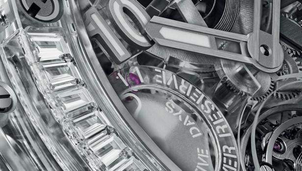 Los relojes más ligeros y futuristas del mercado