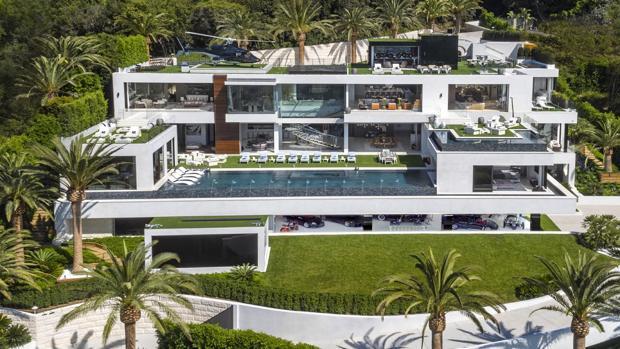 Vendida la casa más cara del mundo por 200 millones