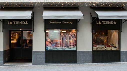 Una tienda con cien años de historia