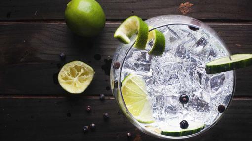 El Gin tonic es un clásico del verano