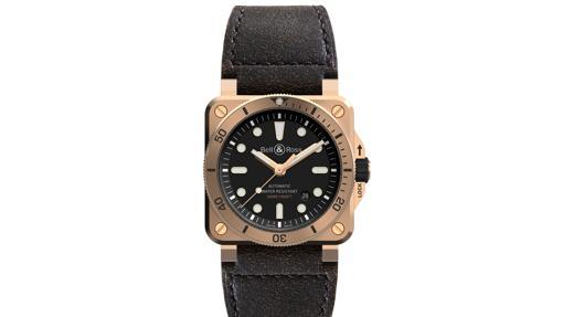 Modelo BR03- 92 Diver Bronze