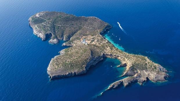 Tagomago, una exclusiva isla privada al lado de Ibiza