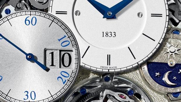 Los relojes más vendidos de las casas de lujo