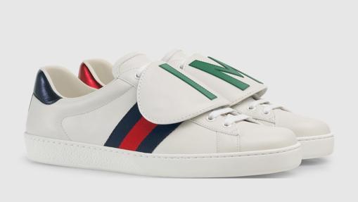 93e6e0a7a0c35 Las mejores zapatillas blancas para hombre. Zapatillas adidas Gucci ...