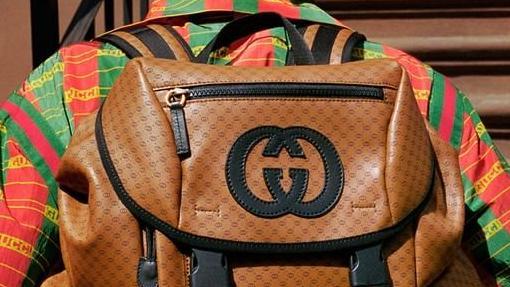 Entre las fuertes apuestas por la logomanía encontramos a Gucci