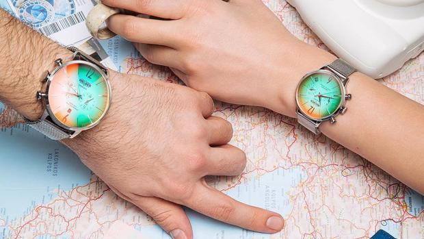 Relojes para «postmillennials»